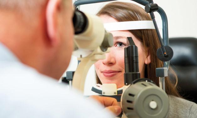 Glaucoma ed ultrasuoni: novità da Pisa