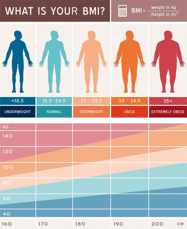 gradi di obesità