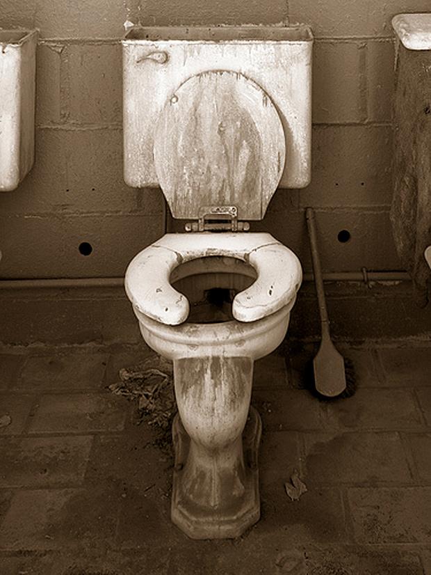 Disturbi della defecazione:il nemico è il bagno sporco   PisaMedica