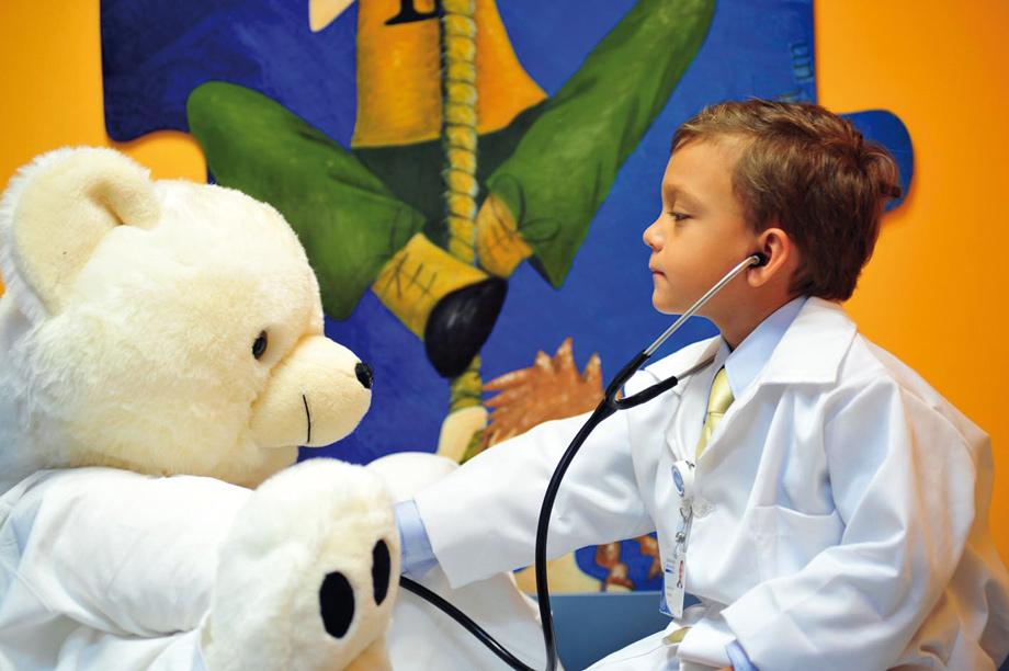La chirurgia pediatrica<BR>ed adolescenziale