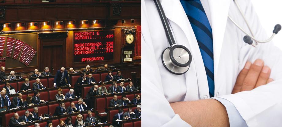 Politici o medici: chi cura la gente?
